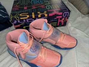 Near Deadstock Nike Kyrie 6 x Concepts Khepri Shoes Size 10.5 With Box RARE