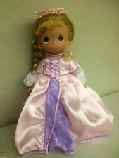 "Precious Moments Disney Tangled Classic Rapunzel 12"" Doll #5161"