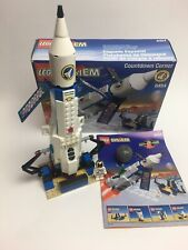 Lego Town Space Port Countdown Corner (6454) --Complete!-- Vintage! Light Sound