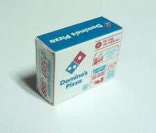 "DOMINO'S PIZZA Away Box FRIDGE MAGNET Novelty Indonesia 3D Internal 1.5"" Wide"