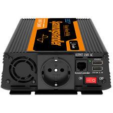 Inversor Onda Pura 1000W 2000W 12V 220V Pure Sine Wave Inverter Convertidor USB