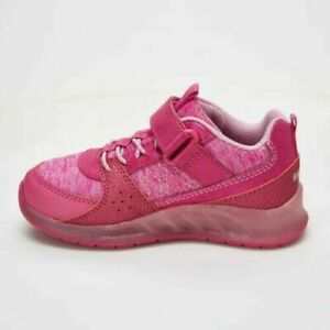 Toddler Girls' Surprize by Stride Rite Ardo Light-Up Sneaker - Medium Pink SZ 5M