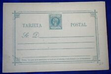 Mayfairstamps Philippines 1899 1c Mint Green Postal Stationery Card wwg10875