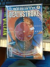 Deathstroke 1-20 Complete Comic Lot Run Set Dc Collection free shipping