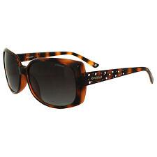 Polarized Plastic Frame Rectangular 100% UV Sunglasses for Women
