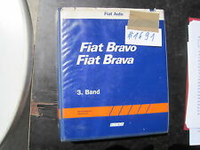 Fiat Bravo Brava 3 Werkstatthandbuch Reparaturhandbuch Werkstatthandbuch #1691