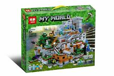 Building Block Model Set 21137 The Mountain Cave My worlds for Children