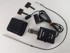 SOHO JP-250V PUNTALE Preamplificatore Jack per Chitarre Acustiche con controllo volume PIEZO &