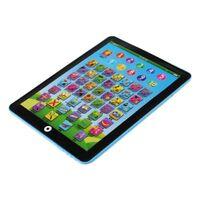 Kinder Baby Tablet Pad Computer Lernspiel Bildung Spielzeug Buchstaben Gesche OE
