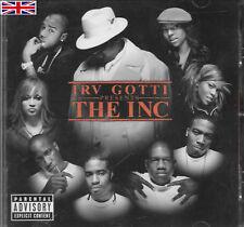 IRV GOTTI PRESENTS THE INC - NEW SOUND TRACK CD