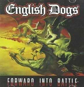 English Dogs - Forward Into Battle [New CD] Argentina - Import