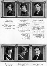 1924 St. Louis MO High School Yearbook~History~Photos~Sports~Clubs~Local Ads~+++
