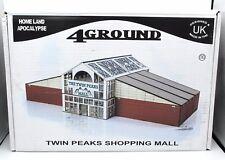 4Ground 28S-HLA-S1 Twin Peaks Shopping Mall 28mm Homeland Apocalypse Terrain Set