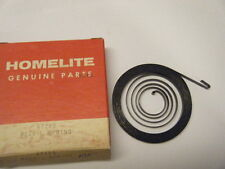 NEW HOMELITE OEM XL-400 RECOIL SPRING       PART NUMBER 67225