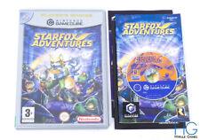 Starfox Adventures - Nintendo Gamecube Game & Case PAL
