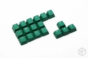 Rubber Gaming Keycap Mechanical Keyboard Key Switch Cover Gel Keytop Case Set