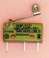 Burgess XCG8-S1-Z1 Roller Microswitch 5A 250Vac
