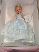 "MADAME ALEXANDER 25290 BLUE MIST ANGEL Doll NIB Vintage Princess RARE 10"" Stand"