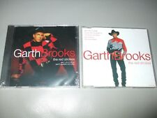 Garth Brooks - The Red Strokes (2 CD Set) CD 1 & 2 - 8 Tracks  Mint/New (Sealed)