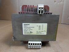 NEW SIEMENS 4AM5796-0AK10-0CA0 TRANSFORMER 1,0/5,0 kVA 400/480 PRI 115 SEC VOLT