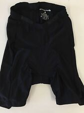 Endura Womens Cycling Shorts Padded Small Black Nylon Elastane Bike