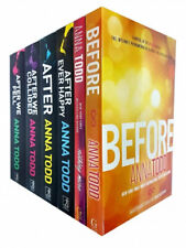 NEW The After Series - Book Set By Anna Todd Paperback Free Shipping