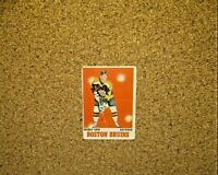 1970-71 Topps Hockey #3 Bobby Orr (Boston Bruins)