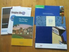 Apartment and House Sales Brochures