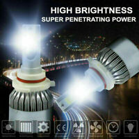 9006 HB4 LED Headlight Lamp Light Bulbs Conversion Kit 1400W 210000LM HID 6000K