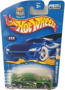 2003 Hot Wheels Commodore VT SS Green Hockey