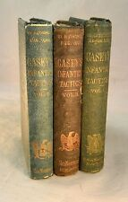 CASEY'S INFANTRY TACTICS 1862 1st Edition 3 Volumes Civil War 1862 1st Editions