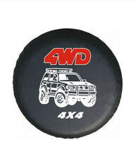 """16"""" SUV 4WD Spare Wheel Cover Tire Covers Fit for All Car Size L"""