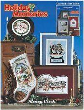 Stoney Creek Holiday Memories Cross Stitch pattern Christmas Winter