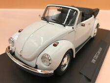 1/18 VW 1303 Cabriolet 1972 weiß NOREV 188524 NEUHEIT !