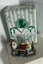 Ivy & Innocence Figures In Box Checker Players