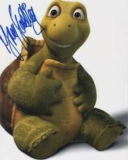 HAND SIGNED Garry Shandling Verne Turtle Over The Hedge 8x10 Photo COA