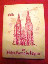 guide de Notre-Dame de l'Epine (1947)