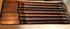 Lot of 21 ~ Early 1900s Antique Heart Pine Staircase Balusters Spindle antique
