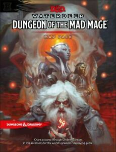 Dungeons & Dragons Waterdeep: Dungeon of the Mad Mage Maps and Miscellany (Acces