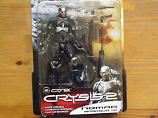 "CRYSIS 2 unità poseable Action Figure ""Nomad"" Nanosuit 1.0 gamestars DA COLLEZIONE"