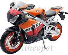 NEW RAY 49073 REPSOL 2009 HONDA CBR1000RR CBR 1000 RR BIKE 1/6 ORANGE