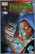Evil Ernie Straight to Hell #2 1995 Brian Pulido Justiniano Chaos Comics