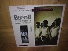"""BENNY B & DJ DADDY K & PERFECT je t'aime à l'infini - 12"""" MAXI 45T"""