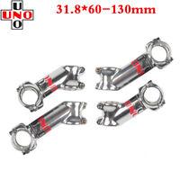 UNO Cycling Aluminium 7/17/35° Stems MTB Road Bike Handlebar Stem 31.8*60-130mm