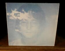 JOHN LENNON «Imagine» GERMAN - EURO APPLE 1971 Original w/Poster»EXCELLENT / NM-