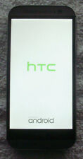 EXCELLENT CONDITION SILVER HTC ONE M7 PN07200 SPRINT 32GB TOUCHSCREEN SMARTPHONE