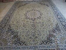WOW FABOLOUS PERSIAN TRADITIONAL KASHAN 10X13 FT ORIENTAL RUG, CARPET