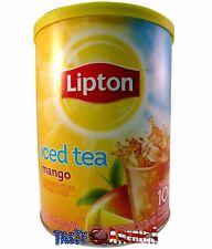 Lipton Iced Tea Mango Powder Drink Mix Makes 10 Quarts 762g Tub