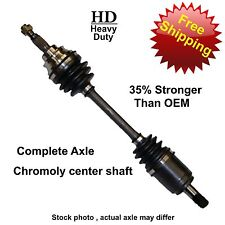 2002 POLARIS MAGNUM 500 COMPLETE FRONT CV AXLE LEFT OR RIGHT HD
