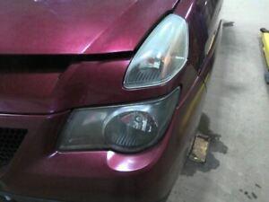 Driver Left Headlight Fits 01-05 AZTEK 275411
